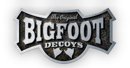 Bigfoot Decoys