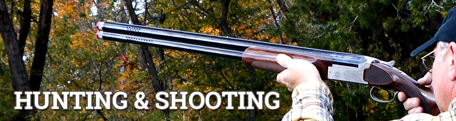 Hunting & Shooting
