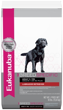 Eukanuba Breed Specific Diet: Labrador Retriever Dry Dog Food