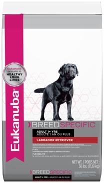 Eukanuba Breed Specific Diet: Labrador Retriever Dry Dog Food