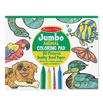 Coloring Pads Assortment