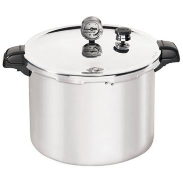Presto 16 Quart Pressure Cooker 01755