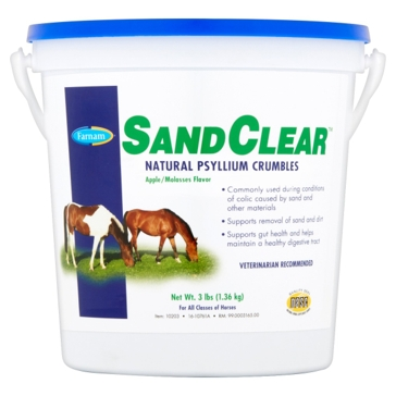 Farnam Sand Clear Horse Feed Supplement 3lb
