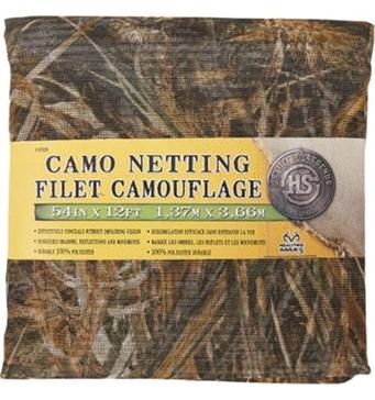 Nylon Camo Netting 07529