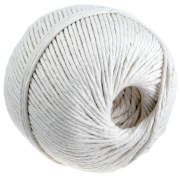 LEM 1/2 Lb. Cotton Twine Ball 028A