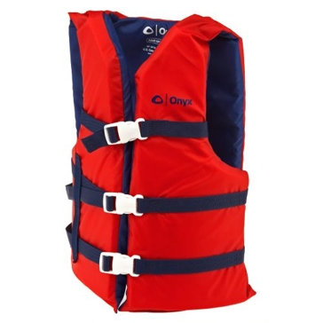 Onyx Outdoor Adults' Oversize General Boating Vest 103000-10000512