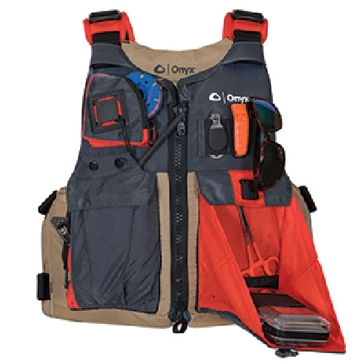 Onyx Adult Kayak Fishing Vest 121700-70600517