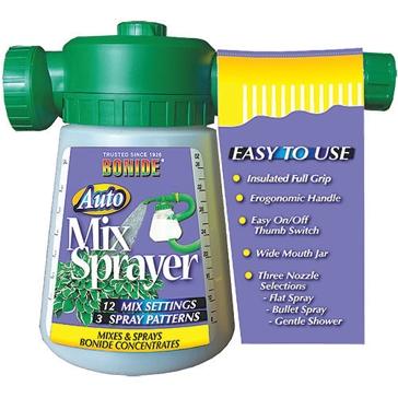 Bonide Auto Mix Hose End Sprayer