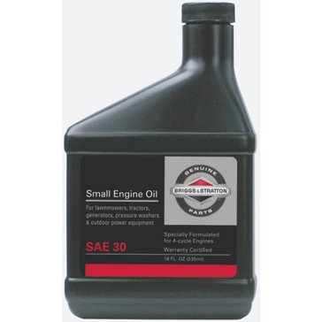 Briggs & Stratton 4-Cycle 30W Conventional Engine Oil 100005