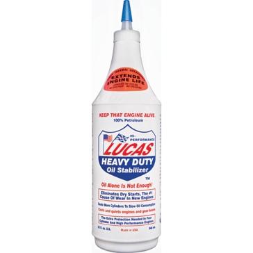 Lucas 1 qt. Heavy Duty Oil Stabilizer 10001