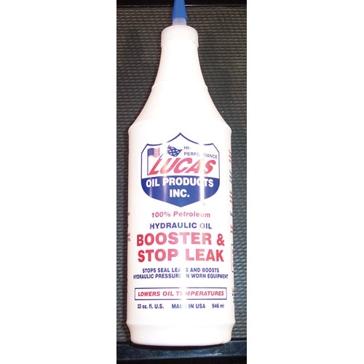 Lucas 1 qt. Hydraulic Oil Booster & Stop Leak 10019