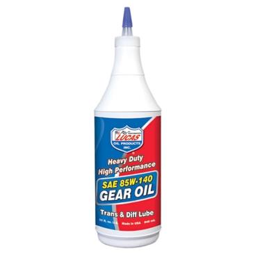 Lucas 32 Oz. Heavy Duty Gear Oil SAE 85W-140 10042