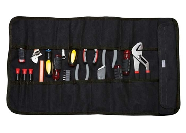 Black (unrolled, tools not included)