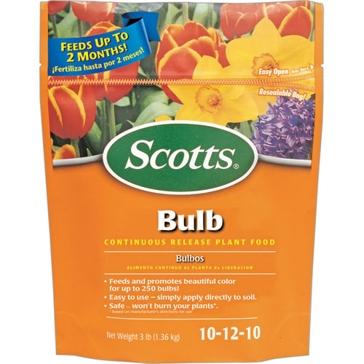 Scotts Bulb Continuous Release Plant Food 3lb