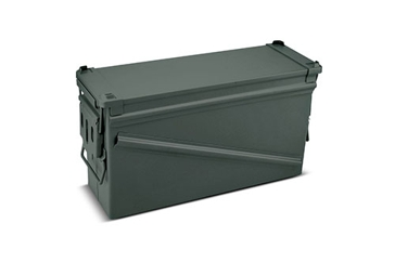 Metal Ammo Can 40mm 10114