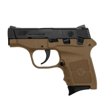 M&P Bodyguard 380 Flat Dark Earth