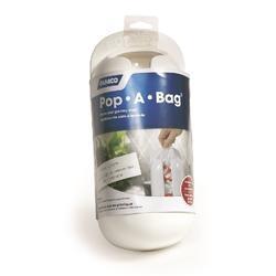 CAMCO 57066 Pop-A-Bag, White