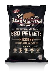 Bear Mountain Wood Grilling Pellets 20lb Hickory