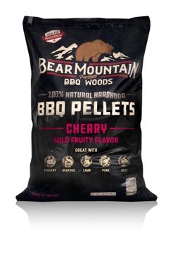 Bear Mountain BBQ Pellets 20lb Cherry