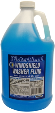 WinterBlend All Season Windshield Washer Fluid 1 Gallon