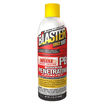 Blaster PB Penetrating Oil 11oz