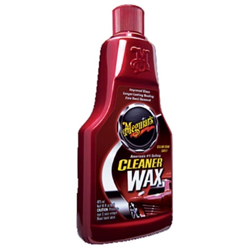 Meguiars Cleaner Wax Liquid 16oz