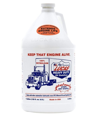 Lucas 1 gal. Heavy Duty Oil Stabilizer 10002