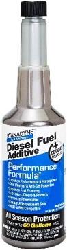 Stanadyne Diesel Fuel Additive Performance Formula 16oz