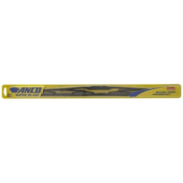 Anco 31 Series 31-22 Wiper Blade, 22 in L, Metal/Plastic