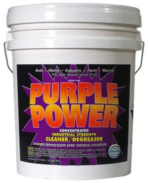 Purple Power 5 Gallon Degreaser & Cleaner