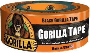 Gorilla Glue Black Gorilla Tape 6035120