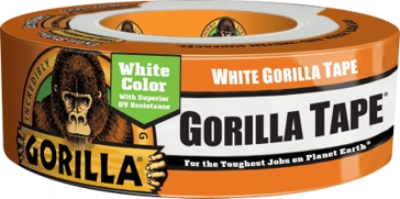 Gorilla Glue White Gorilla Tape 6025001