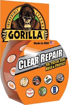 Gorilla Glue Clear Repair Tape 6027003