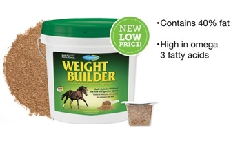 Farnam Weight Builder Premium Concentrated Feed Supplement 8lb