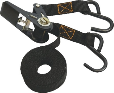 Muddy Outdoors 3 Pack 8' Ratchet Straps