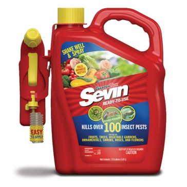 Sevin 1.33 Gallon Ready-to-Use Insect Killer