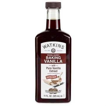 Watkins 11oz original gourmet baking vanilla with pure vanilla extract