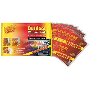 Heat Factory Outdoor Warmer Big Pack