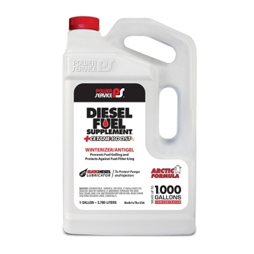 Power Service Diesel Supplement 1 gal.