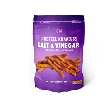 Dakota Pretzel Kravings - 10 OZ Salt & Vinegar