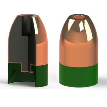 Powerbelt Copper .50 Caliber 295 GR HP Bullets