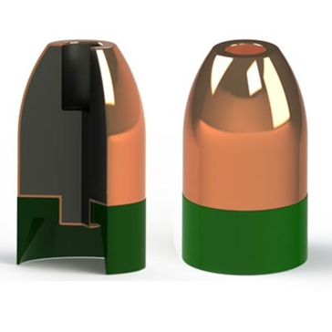 Powerbelt Copper .50 Caliber 245 GR HP Bullets