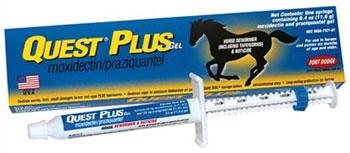 Ivesco Quest Plus Horse Wormer 027265