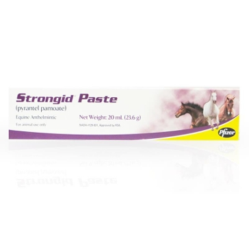 Ivesco Strongid Horse Wormer 011913