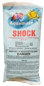 Aquamate 1lb Pool Shock