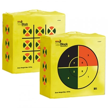 Delta McKenzie Youth TuffBlock GameShot Archery Target