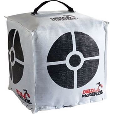 Delta McKenzie White Box Bag Archery Target