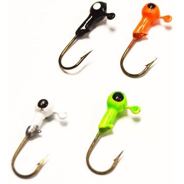 Erie Dearie 10 Pack Game Fish Jigs 1/32 Oz