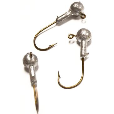 Erie Dearie 10 Pack Game Fish Jigs 1/8 Oz