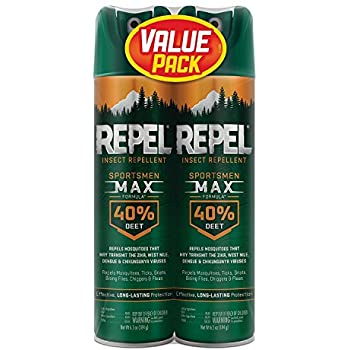 Repel Insect Repellent 2 PK 6.5 OZ